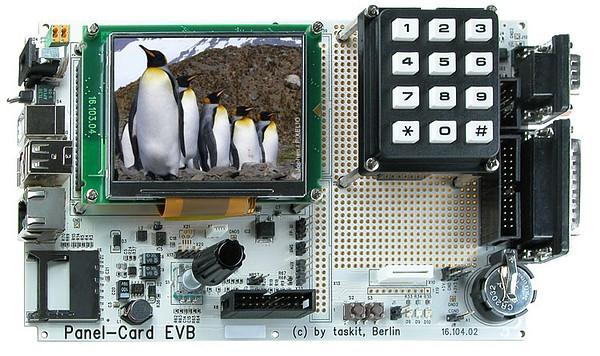 Standard Starterkit Panel-Card 35 (64F/64R)