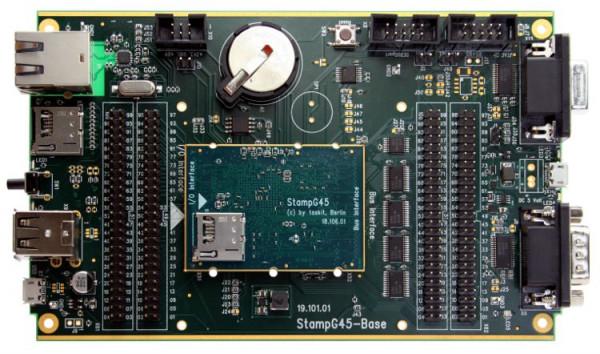 Stamp9G45-Base